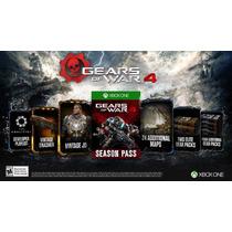 Season Pass Gears Of War 4