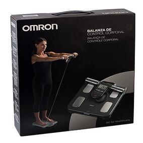 Omron, Báscula Con Monitor Corporal Hbf-514c