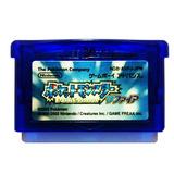Pokemon Sapphire Japones + 386 Pokes Shinys - Nintendo Gba