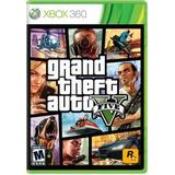 Juego Grand Theft Auto V Xbox 360 Gta V Xbox 360 Fisico