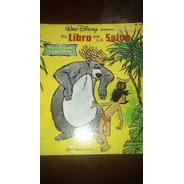 Libro Cómic El Libro De La Selva Novaro 1980