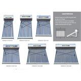 Calentador Solar De Agua Uso Domestico
