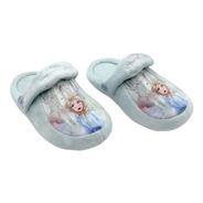 Pantufa Infantil Kick Disney Frozen Elsa G 31/32/33 Zc
