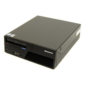 Computador Lenovo Compacto E Potente Windows 7 / 4gb / Ssd