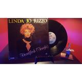 Linda Jo Rizzo Heartflash Tonight Maxi Vinilo Italo Disco Nm