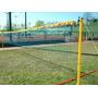 Cancha Portátil Tenis / Futbol_tenis / Voley Kit Full