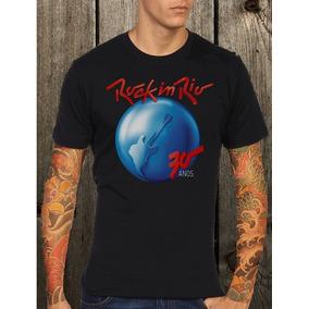 Camiseta - Rock In Rio