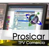 Programa Sistema Tpv Gestión Comercio Administrativo V5!