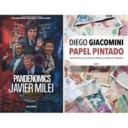 Papel Pintado + Pandenomics (2 Libros) - Milei Giacomini
