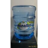 Água Mineral Minalba 20l - Zona Oeste Sp - Ph 8,1 Alcalino!!