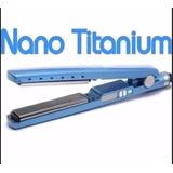 Prancha Chapinha Nano Titanium Original Profissional 450ºf