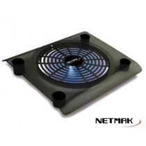 Base Para Notebook - Refrigerante Netmak Hasta 15 Nm-n014