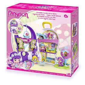 Pinypon Escondite Secreto De Las Hadas Jugueteria Bunny Toys