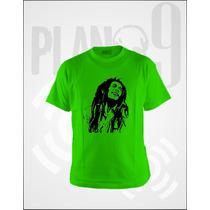 Remeras Estampadas Bob Marley