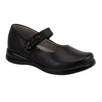 Zapato Escolar Chabelo 815a / Niña Piel / Msi + Envío Gratis