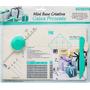 Kit Com 3 Mini Bases Criativa Toke E Crie