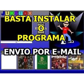 Programa Máquina De Músic Jukebox Musicbox Bonecão