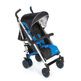 Carrinho De Passeio Bebê Umbrella Trento Ocean Azul Infanti