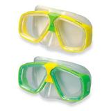Máscara Intex Wave Rider - Colores Surtidos