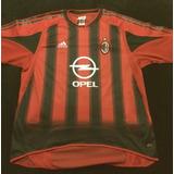 d0877625ef Camisas Milan 2004 - Camisa Milan Masculina no Mercado Livre Brasil