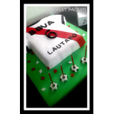 Tortas Artesanales Decoradas Camiseta Futbol