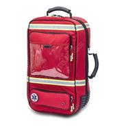 Botiquin Tipo Mochila Rígida Roja Elite Bags Con Accesorios
