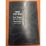 Libro La Toráh Pentateuco Hebreo-español Y Haftarot