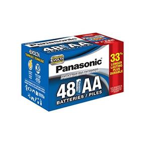 Batería Alcalina Del Aa De La Energía De Panasonic Corporat