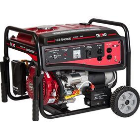 Nitro G4000e Generador 3,500w, 7hp C/marcha,batería,llantas