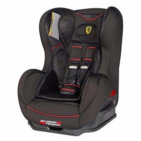 Cadeira De Carro Infantil Ferrari Black Crianças 0 A 25 Kg