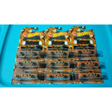 Lote De 9 Hot Wheels Silverado Exclusivos De U.s.a