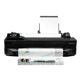Plotter Hp T120 24 Designjet Wifi A1 Eprinter Cq891a