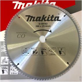 Disco Widea Serra Circular 260 X 100d - Makita D-59162