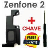 Alto Falante Campainha Zenfone 2 Asus Som Toque Auto + Chave