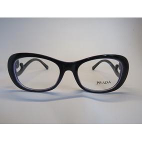 af54a6c004dfe Armacoes Oculos Feminina Prada - Óculos no Mercado Livre Brasil