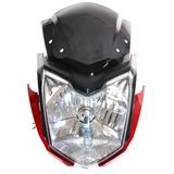 Faro Yamaha Nuevo Ybr 125 Z Con Foco Igual A Imagen