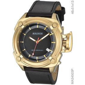 Relógio Magnum Masculino Ma34503p Original + Nf