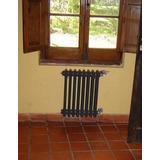 Radiadores De Fundicion Para Calefaccion Central - Garantia