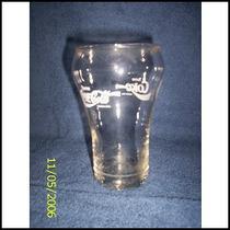 Vaso Coca Cola Vidrio Antiguo Coleccion Decada 60