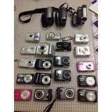 Câmeras E Filmadoras Digitais Kodak Sony Samsung Fuji Nikon