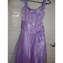Vestido De Fiesta O Para Promocion P/niña Talla 12