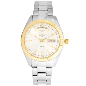 a0330f07c79b4 Relogio Techno Riviera Automatico Unissex Technos - Relógios De ...