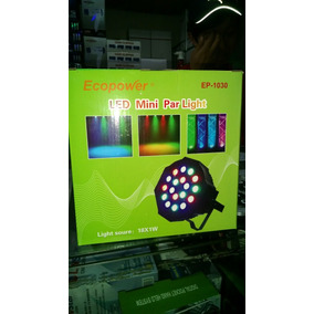 Ecopower Led Luces Boliche