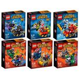 Lego Super Heroes Marvel Mighty Micros Varios Modelos