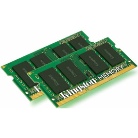 Kit 8gb Ddr3 1600mhz Kingston Kvr Apple Mac Mini Late 2012