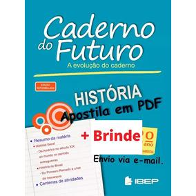 Caderno Do Futuro 8º Ano História - Do Aluno
