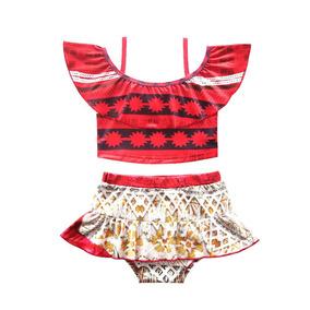 fc3b20cfb Vestidos Mujer Playeros - Trajes de baño Niñas en Mercado Libre Chile