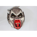 Máscara Látex Zumbi Borracha Halloween Fantasia Monstro