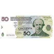 Ec# 209 Bono Argentino 50 Lecop (ex+) Palermo