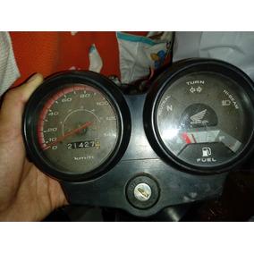 Painel Cg Titan Fan 125 Com Chave Original